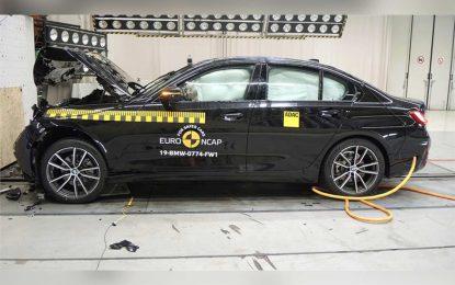Na posljednjem EuroNCAP-ovom testiranju sigurnosti, dva BMW-a osvojili po pet zvjezdica, a Peugeot i Jeep po četiri [Video]