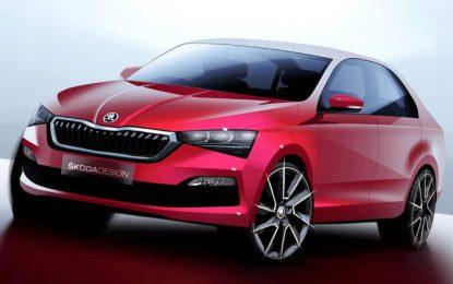 Škoda Rapid ipak ostaje na proizvodnim trakama i to sa novim dizajnerskim linijama