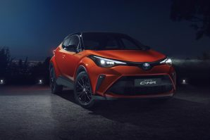 Redizajnirana Toyota C-HR stiže sa dodatni izborom hibridnog pogona, novim multimedijalnim sistemom i dizajnerskim poboljšanjima