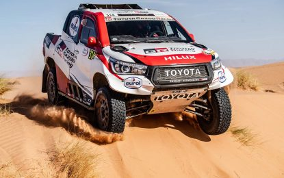 Toyota Gazoo Racing predstavlja 2020 Dakar Rally team