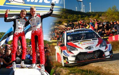 Toyota Yaris WRC – šampionska titula prije kraja sezone