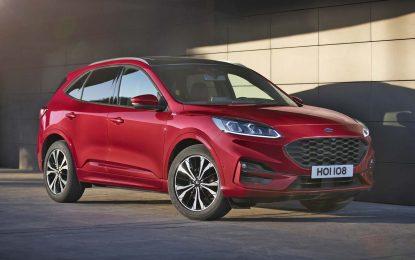 Ford u Evropi u trećem kvartalu ove godine povećao prodaju za 3,1%