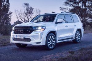 AutoLife Toyota Land Cruiser 200 – tuning na ukrainski način [Galerija]