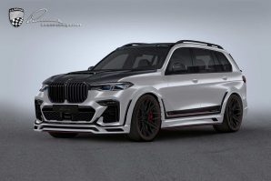 Još atraktivniji i snažniji BMW X7 – Lumma CLR X7