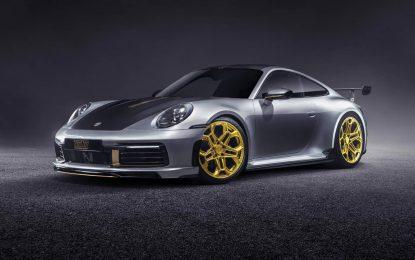 TechArt Porsche 911 Carrera 4S [Galerija]