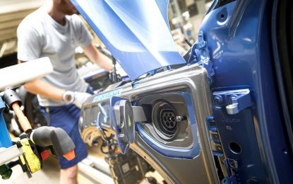 Volvo Cars želi biti klimatski neutralan
