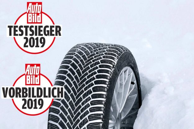 1. Continental WinterContact TS860 (91 H) 225/45 R17