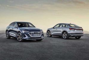 Audi e-tron Sportback – budućnost je električna [Galerija i Video]