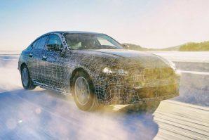 Električni BMW i4 sa 530 KS stiže 2021. godine [Galerija i Video]