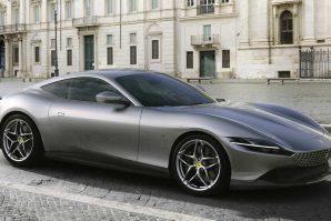 Ferrari predstavio novi coupé dvosjed – Roma