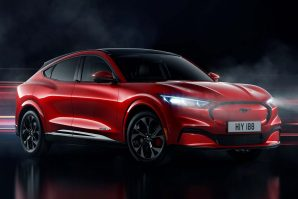 """Ford ulazi u električnu eru """"na velika vrata"""" predstavivši električni SUV Mustang Mach-E [Galerija i Video]"""