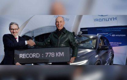 Hyundai Nexo – 778 km sa jednim punjenjem vodonikom