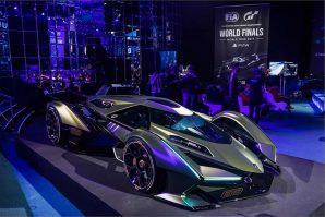 Lamborghini Lambo V12 Vision Gran Turismo – virtuelna vizija za gamere [Galerija]
