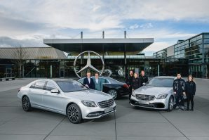 "Mercedes-Benz S-Class – pola miliona luksuznih automobila sa oznakom ""Made in Sindelfingen"""