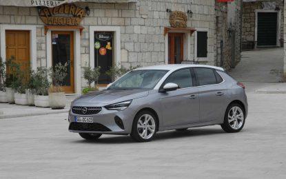 Šibenik, Hrvatska – Vozili smo novu Opel Corsu [Galerija]