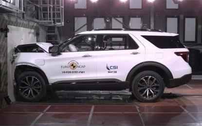 EuroNCAP – pet zvjezdica za Mazdu, Mercedes-Benz i Ford, četiri za Opel [Video]