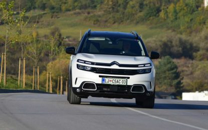 TEST – Citroen C5 Aircross Shine 2.0 BlueHDi 180 S&S EAT8 Euro 6.2