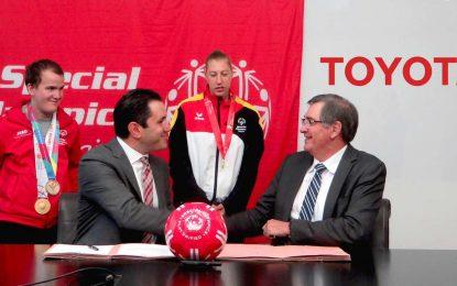 Toyota i Specijalna Olimpijada proširuju partnerstvo na Evropu