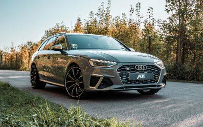 Abt Sportsline Audi S4 TDI – više snage i bolje preformanse [Galerija]
