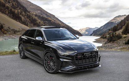 Abt Sportsline – Audi SQ8 TDI sa još više snage