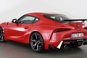 Toyota Supra s AC Schnitzerovih 400 KS [Galerija i Video]