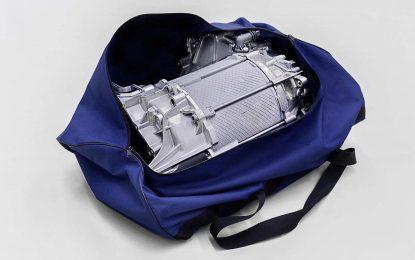 Više od 200 KS u sportskoj torbi