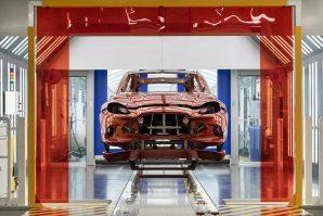 Aston Martin Lagonda – otvorio tvornicu St Athan