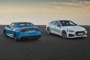 Za 25. godišnjicu RS modela, Audi predstavlja redizajnirane modele RS5 Coupe i RS5 Sportback [Galerija i Video]
