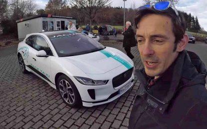 Jaguar I-Pace – Nürburgringom na struju [Video]