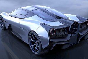 Hibridni superautmobil GMA T.50 biće premijerno predstavljen u maju 2020. godine