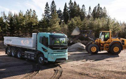 Volvo Trucks predstavlja teške električne konceptne kamione za građevinske operacije i za regionalni transport [Galerija i Video]