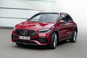 "Druga generacija Mecedes-Benza GLA premijerno predstavljena ""digitalno"" [Galerija i Video]"