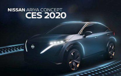 Nova japanska gostoljubivost sa električnim modelom Nissan Ariya Concept [Video]