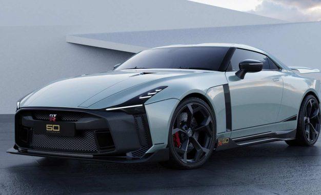 Atraktivni Nissan GT-R50 Italdesign u 50 primjeraka za bogate kolekcionare [Galerija]