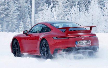 Porsche priprema Aerokit za model 911
