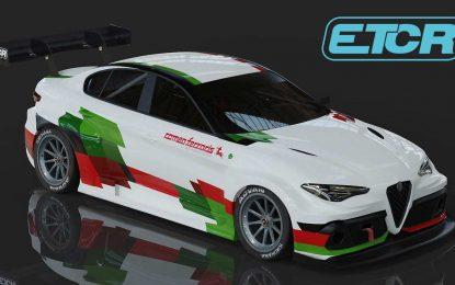 Alfa Romeo Giulia ETCR – pripreme za trkaću sezonu u novom formatu