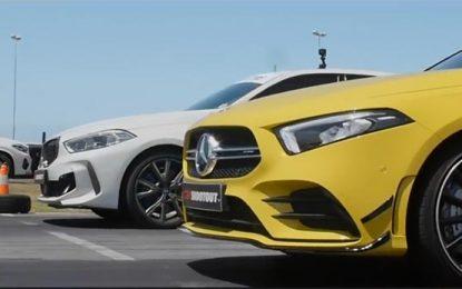 Direktni duel između Mercedesa-AMG-a A35 4Matic i BMW-a M135i xDrive donio pobjednika [Video]