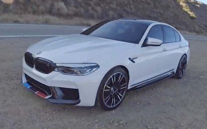 Noelle Performance BMW M5 sa 850 KS