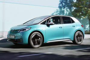 """Poslušajte kako zvuči """"nečujni"""" električni Volkswagen ID.3 [Audio]"""