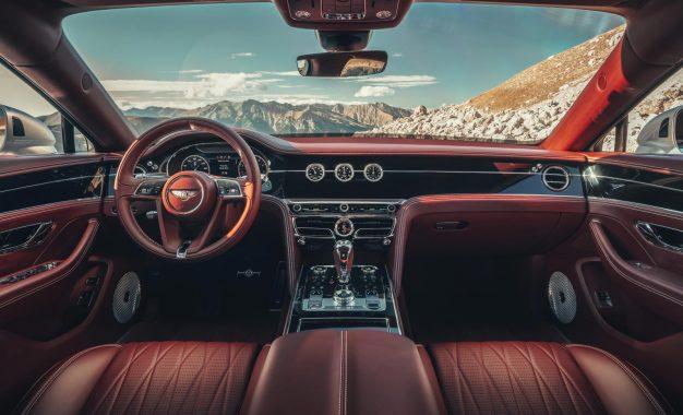 Bentley Flying Spur – unutrašnjost bez mane [Galerija i Video]