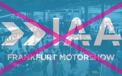 Frankfurt Motor Show 2021 – neće biti održan