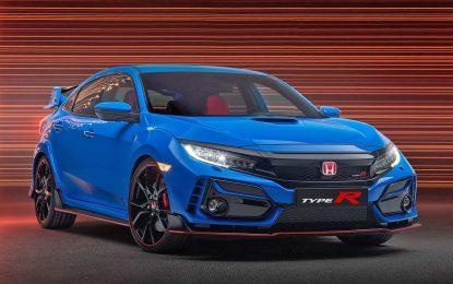 Unaprijeđena Honda Civic Type R prikazana na Sajmu automobila u Tokiju