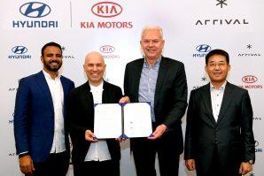 Hyundai Motor Company i Kia Motors Corporation najavili su strateško ulaganje u razvoj električnih komercijalnih vozila