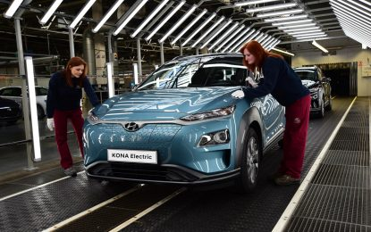 Hyundai Kona Electric – ekspanzija na evropsko tržište