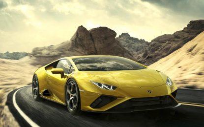 Lamborghini Huracan EVO Rear-Wheel Drive – vozački automobil [Galerija]