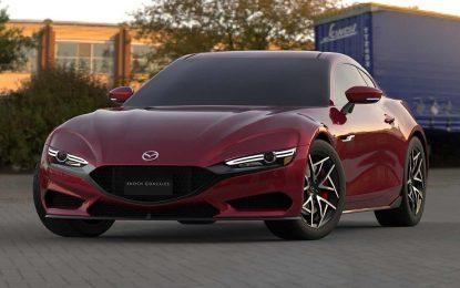 Kako bi mogla izgledati Mazda RX-7? [Galerija]