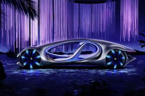 Mercedes-Benz Vision AVTR – interakcija čovjeka, mašine i prirode [Galerija i Video]