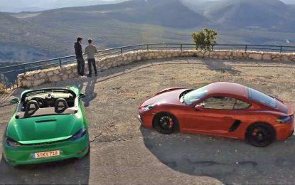 Porsche 718 GTS 4.0 – uživanje za sva čula [Galerija i Video]