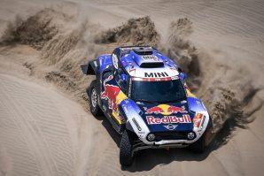 Minijeve šampionske ambicije na Dakaru