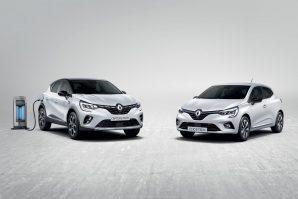 Renault Clio i Captur u hibridnim izdanjima